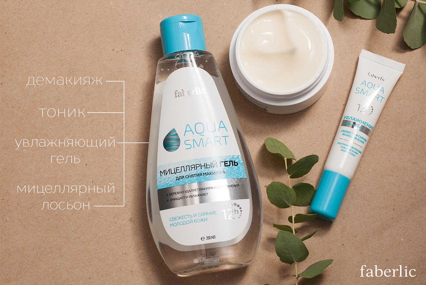Aqua-smart